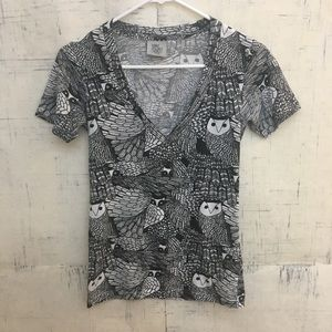 Where the Wild Things Are Owl T-shirt